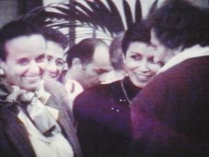 Alessandro Pultrone Fernanda Contri e Silvana Marucci mostra spettacolo IncontrArti ACEA Montematini 1993