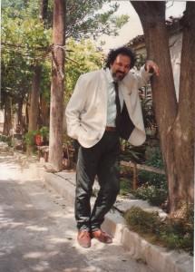Alessandro Pultrone ad Atene