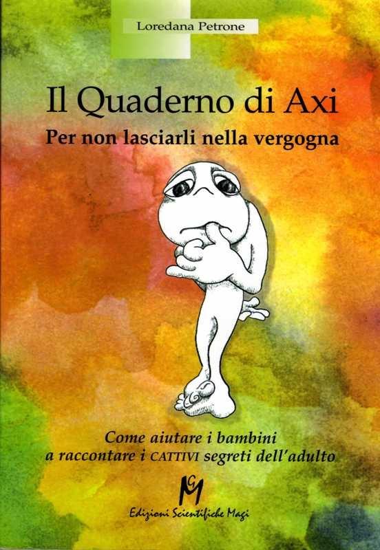 Alessandro Pultrone disegna Axi_ contro la pedofilia
