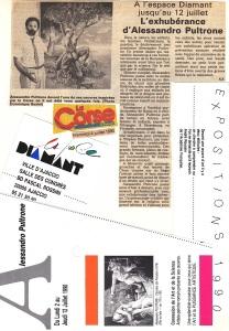 Alessandro Pultrone_ relazioni tra arte e scienza _1990