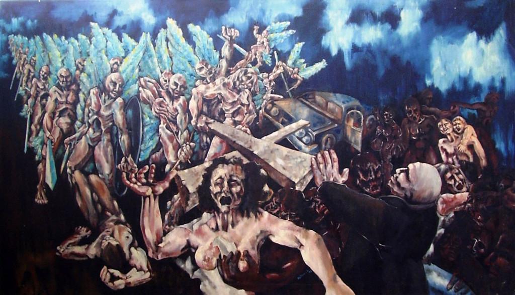 UN CRISTO ANCHE SOLAMENTE GIUSTO  di Alessandro Pultrone 1975