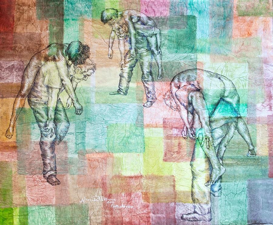 l'arte addosso Alessandro Pultrone 2010 IMG_5819